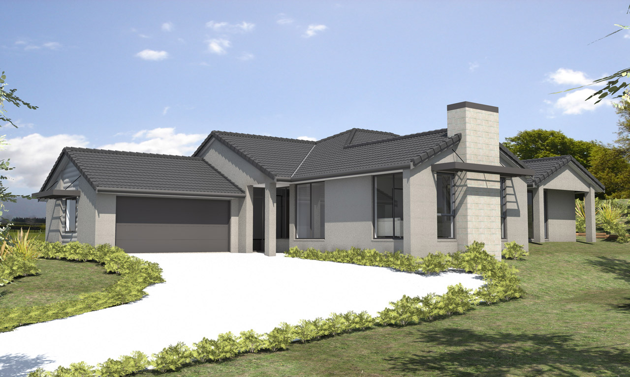 Waipa coromandel wairere drive house and land package for Generation homes