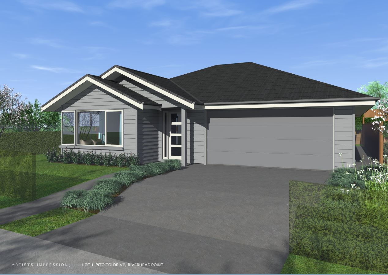 House and land package lot 1 pitoitoi drive riverhead for Generation homes