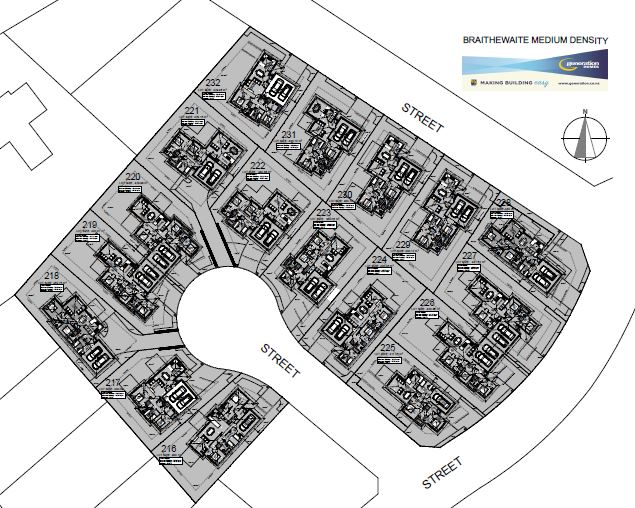 Christchurch Branthwaite House And Land Package Lot 228
