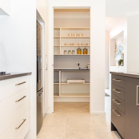 The walk-in pantry vs. scullery debate