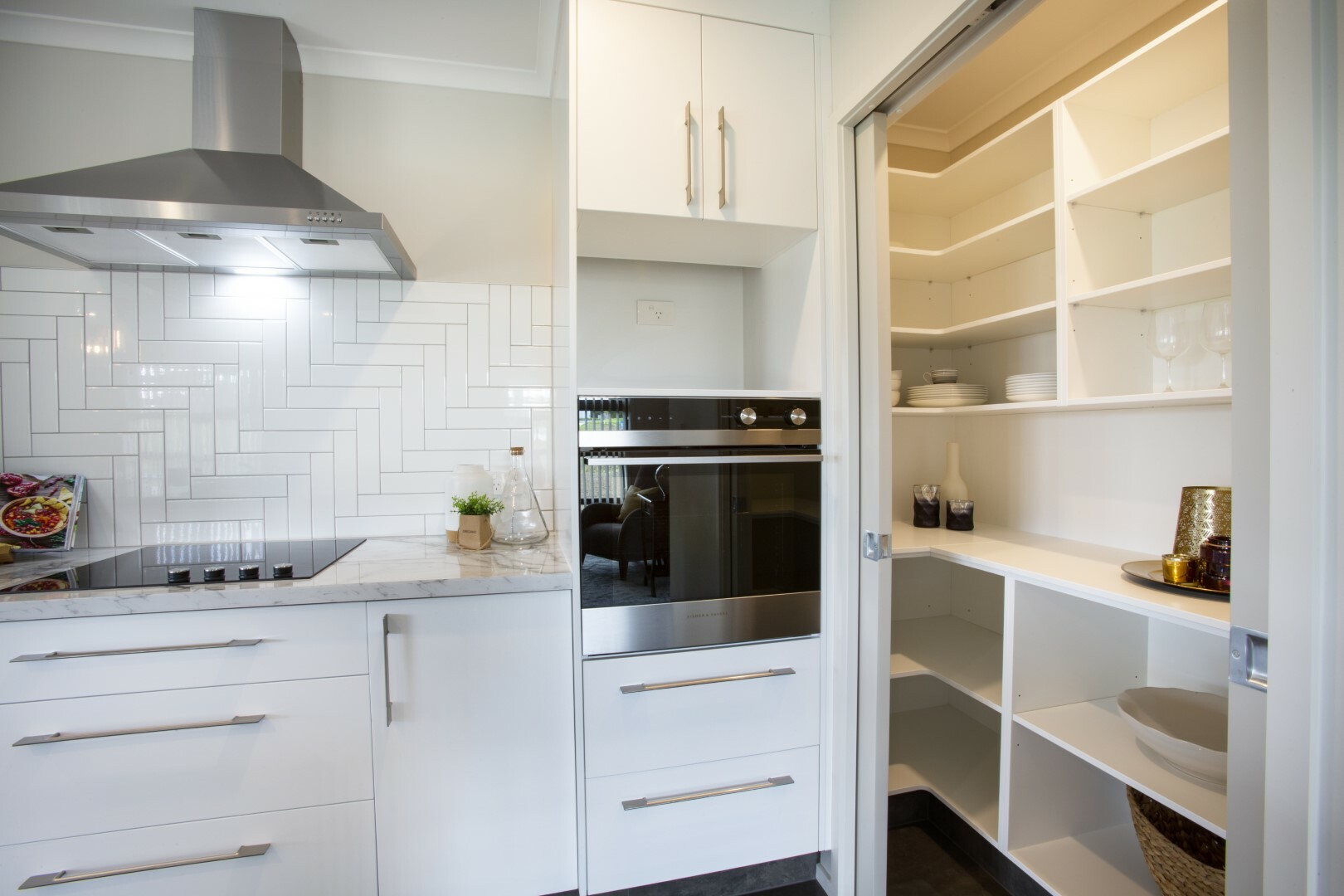 Walk In Pantry Vs Scullery Debate Generation Homes Nz Building Tips