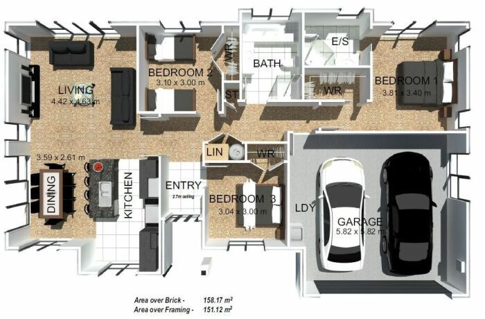 Generation Homes Package Lot 9 - Edgeview - Stage 5 Dixon Road
