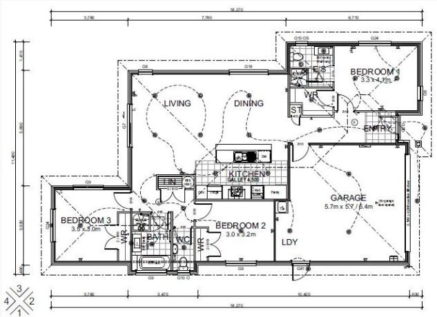 Generation Homes Package Lot 15 - Edgeview - Stage 5 Dixon Road