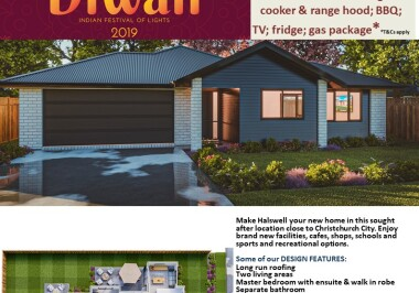 Generation Homes Christchurch House and Land Packages - DIWALI FREE UPGRADES lot 30 Copper Ridge, Halswell