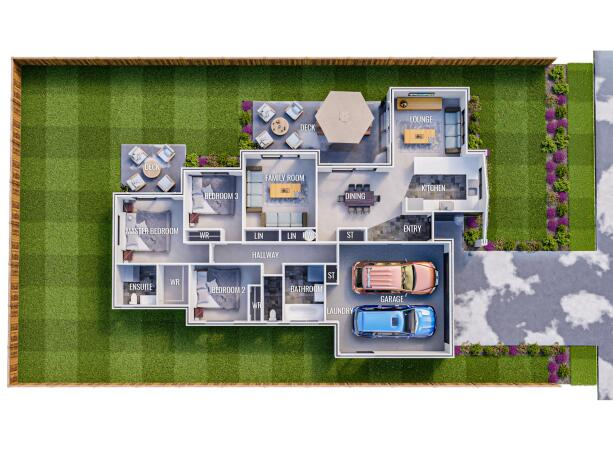Generation Homes Package Lot 31 Copper Ridge, Halswell