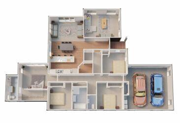 Generation Homes Plan Pihanga
