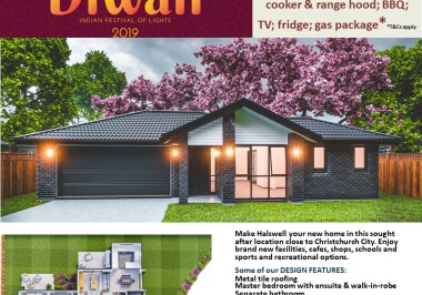 Generation Homes Christchurch House and Land Packages - DIWALI FREE UPGRADES Lot 40 Copper Ridge, Halswell