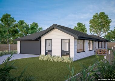 Generation Homes Auckland North House and Land Packages - Milldale - Lot 142 Family Haven