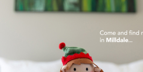 Find the Elves at Milldale this weekend