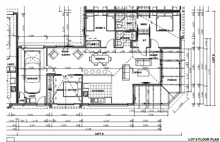 Generation Homes Package Location, Convenience & Lifestyle - Auranga lot6