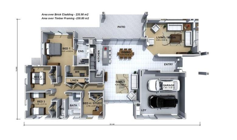 Generation Homes Plan Riverhead