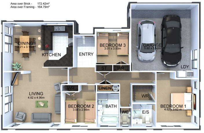 Generation Homes Plan Ramsay