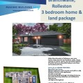 Generation Homes Christchurch House and Land Packages - Lot 211 Branthwaite, Rolleston
