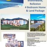 Generation Homes Package Lot 26 Branthwaite, Rolleston (brick)
