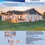 Generation Homes Package Lot 29 Branthwaite, Rolleston (brick)
