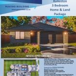 Generation Homes Package Lot 209 Branthwaite, Rolleston