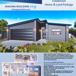 Generation Homes Package Lot 23 Branthwaite, Rolleston