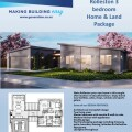 Generation Homes Christchurch House and Land Packages - Lot 7 East Maddisons Estate, Rolleston (Mono-pitch)