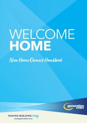 Home Owner's Handbook