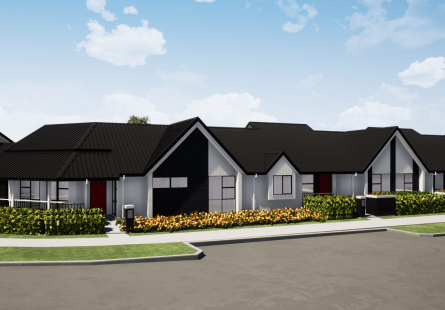 Generation Homes Auckland South House and Land Packages - Single Level With All New Shine - Auranga lot 11