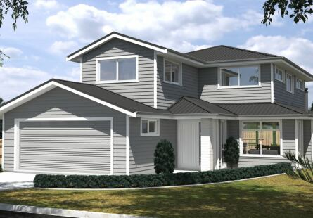 Generation Homes Auckland South House and Land Packages - Park Green Show Home Opportunity