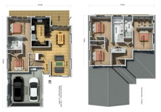 Generation Homes Package Lachlan - Designed for entertaining. From