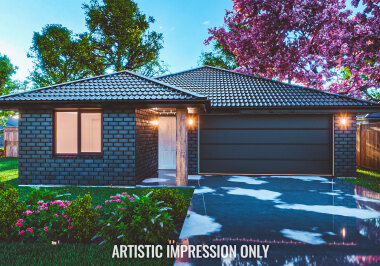Generation Homes Christchurch House and Land Packages - Lot 107 - Branthwaite, Rolleston