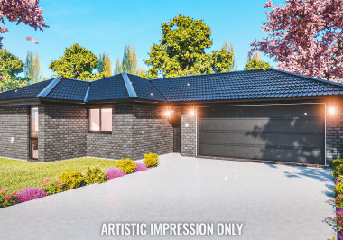 Generation Homes Christchurch House and Land Packages - Lot 139 - Branthwaite, Rolleston
