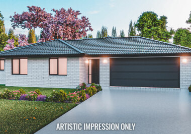 Generation Homes Christchurch House and Land Packages - Lot 37 - Branthwaite, Rolleston
