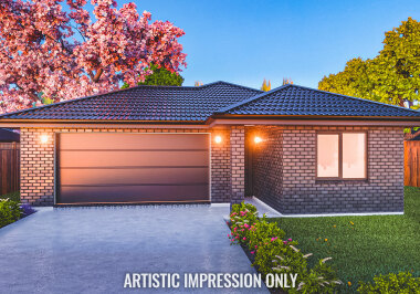Generation Homes Christchurch House and Land Packages - Lot 39 - Branthwaite, Rolleston *TURN KEY SPECIAL*