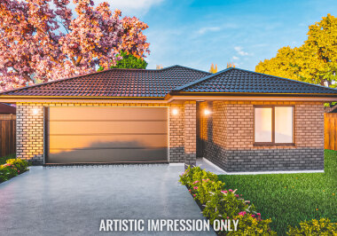 Generation Homes Christchurch House and Land Packages - Lot 41 - Branthwaite, Rolleston