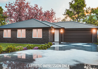 Generation Homes Christchurch House and Land Packages - Lot 210 Branthwaite, Rolleston