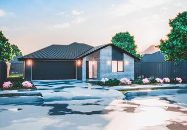 Generation Homes Christchurch House and Land Packages - Lot 27 Branthwaite, Rolleston