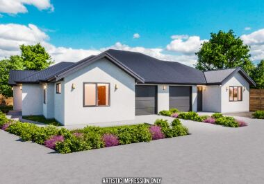 Generation Homes Christchurch House and Land Packages - Lot 66A Copper Ridge, Halswell
