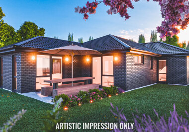 Generation Homes Christchurch House and Land Packages - Lot 23 Branthwaite, Rolleston