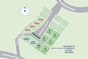 Generation Homes Subdivision St Patrick's Grove