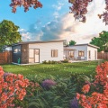 Generation Homes Christchurch House and Land Packages - Lot 7 East Maddisons Estate Rolleston (Mono-pitch)