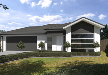 Generation Homes Auckland South House Only Packages - Maximise Your Living on 400m2 Sites!