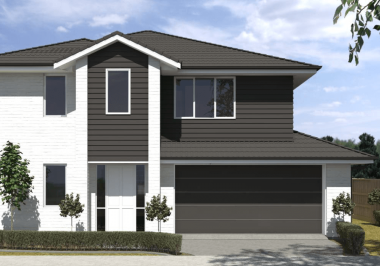 Generation Homes Auckland South House Only Packages - Leander - Ready to Build
