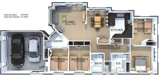 Generation Homes Plan Stella
