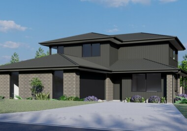 Generation Homes Auckland North House and Land Packages - Milldale - 2 Level Stunner