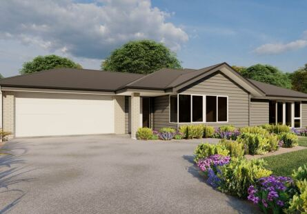 Generation Homes Auckland North House and Land Packages - Milldale - Beauty on the corner