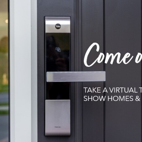 Show Home tours from the comfort of your home