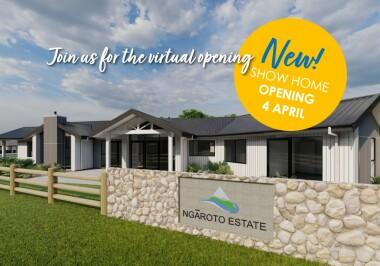 Generation Homes House Plans - Ngaroto Estate Show Home