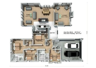 Generation Homes Package Hayes House Only