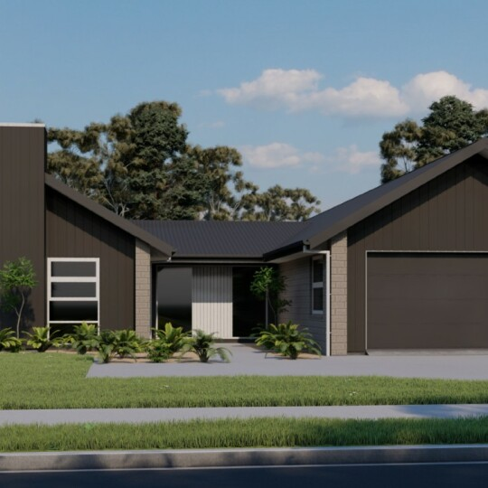 Generation Homes Plan Hayes