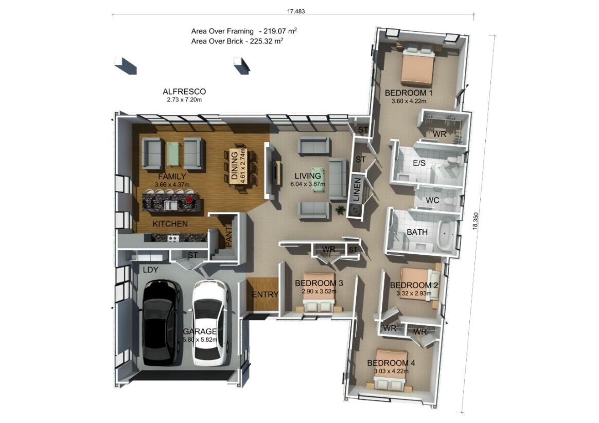 Generation Homes Plan Kainui