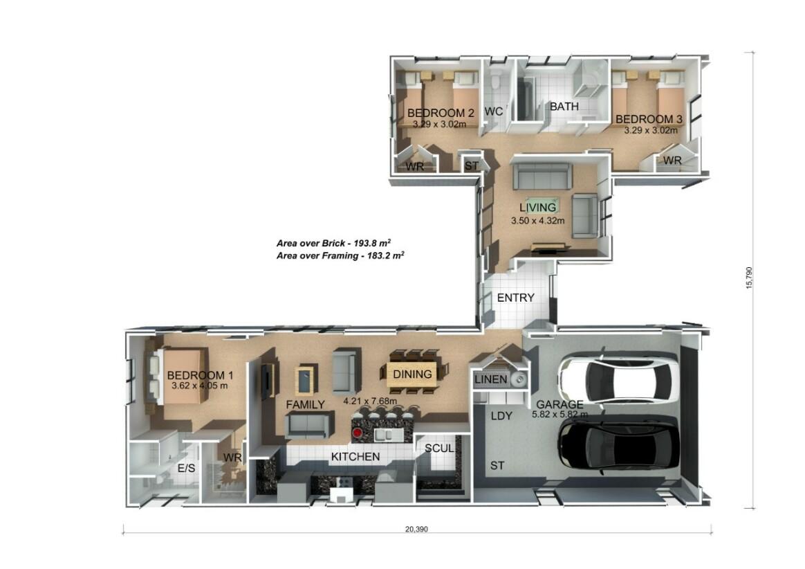 Generation Homes Plan Ngaroto