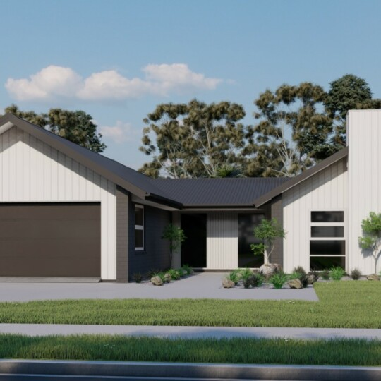 Generation Homes Plan Tarawera