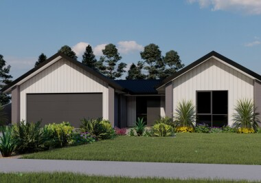 Generation Homes Waikato Central House Only Packages - Arapuni House Only